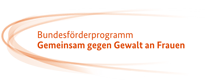 Logo Gemeinsam gegen Gewalt an Frauen
