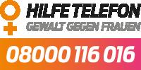 Logo Hilfetelefon Gewalt gegen Frauen |Link auf www.hilfetelefon.de öffnet in einem neuen Fenster
