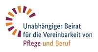 Logo Unabhängiger Beirat für die Vereinbarkeit von Pflege und Beruf (Geschäftsstelle) |Link auf www.wege-zur-pflege.de öffnet in einem neuen Fenster