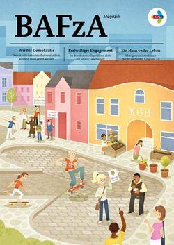 Broschüre BAFzA Magazin