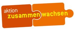 Logo Aktion zusammen wachsen |Link auf www.aktion-zusammen-wachsen.de öffnet in einem neuen Fenster
