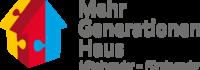 Mehrgenerationenhaus. Miteinander - Führeinander Logo