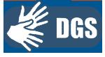 Logo Deutsche Gebärdensprache